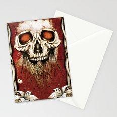 Skullprint Stationery Cards