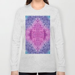 Dotted Aurora Long Sleeve T-shirt