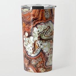 Noriega Lace Agate Travel Mug