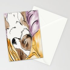 Corgi 2 Stationery Cards