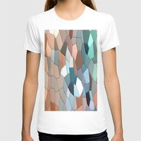mosaic T-shirts featuring mosaic  by  Agostino Lo Coco