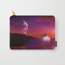 Spherical Thinking Carry-All Pouch