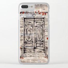 Locanda Clear iPhone Case