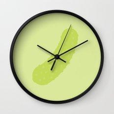 #17 Pickle Wall Clock