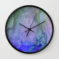 The Art of Solitude Wall Clock