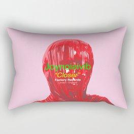 """Joy Division """"Closer"""" Rectangular Pillow"""