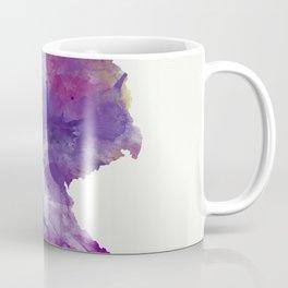 Germany Map Coffee Mug