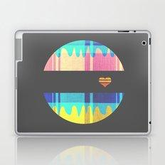 Patterned HeartBeat Laptop & iPad Skin