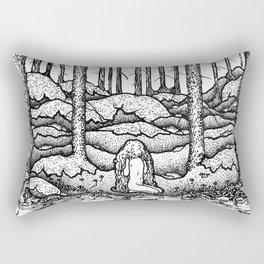 John Bauer Tuvstarr Rectangular Pillow