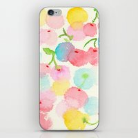 cherry blossom iPhone & iPod Skins featuring cherry blossom by zeze
