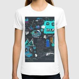 Basquiat Night T-shirt