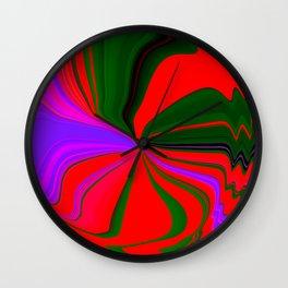 Abstract Background Wallpaper / GFTBackground108 Wall Clock