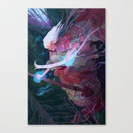 Baba Yaga Canvas Print