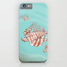 Fish Manchu iPhone 6s Slim Case
