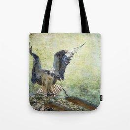 Wings Like an Angel Tote Bag