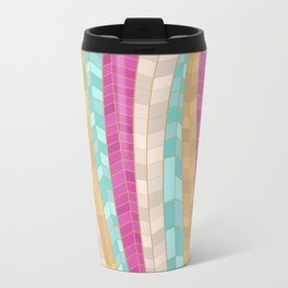 GOLDMOSAIC Travel Mug