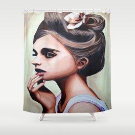 Titania  Shower Curtain