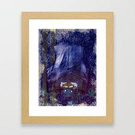 VEST - 017 Framed Art Print