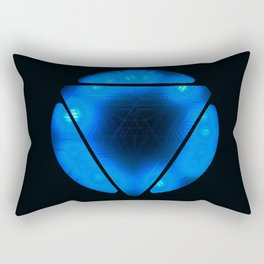 Arc Reactor Rectangular Pillow