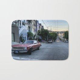 Castro - San Francisco - CALIFORNIA Bath Mat
