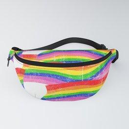 Rainbow Wind Fanny Pack