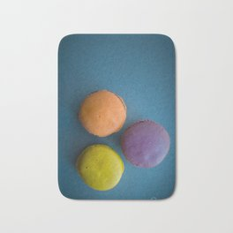 The Art of Food Macarons Funky Bath Mat