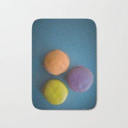 The Art of Food Macarons Funky Bath Mat