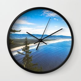 Wasted Youth Wall Clock