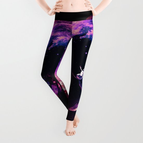 Space Surfing Leggings