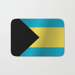 Flag of Bahamas Bath Mat