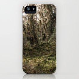 Rainforest Adventure - Nature Photography iPhone Case