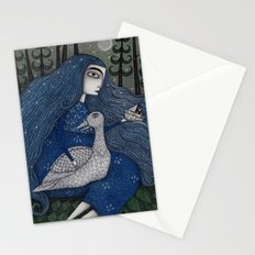 The White Duck Stationery Cards