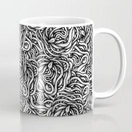 Infinite Snake Pattern Coffee Mug