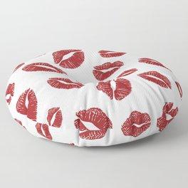 Kisses Floor Pillow