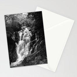 shiraito falls, fukuoka, Japan june 2018 (film photography) Stationery Cards
