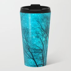Stars Can't Shine Without Darkness Metal Travel Mug