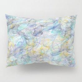 Smoke pattern Pillow Sham