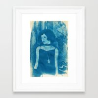 not all those who wander are lost Framed Art Prints featuring Not all those who wander are lost by Carla Broekhuizen