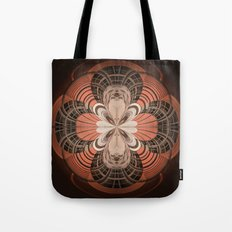 Building Abstraction Tote Bag