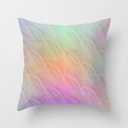 Pattern pastel no. 2 Throw Pillow