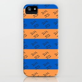 Senior Scribe DH SS iPhone Case