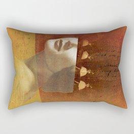 Social Life 15: The Dancer 2 Rectangular Pillow