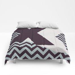 X. Comforters