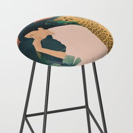 Into The Wild Bar Stool