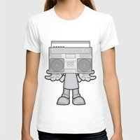 radio T-shirts featuring Radio Head by Ewan Arnolda