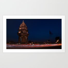 Independence Monument, Phnom Penh Art Print
