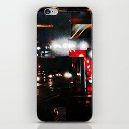 CALZADA DE NOCHE iPhone Skin