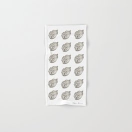 Seashell Hand & Bath Towel