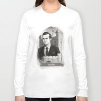 moriarty Long Sleeve T-shirts featuring Moriarty by RileyStark