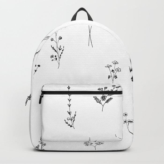 Wildflowers BIG Backpack